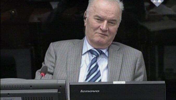 Свидетеля защиты по делу Младича нашли мертвым в отеле в Гааге