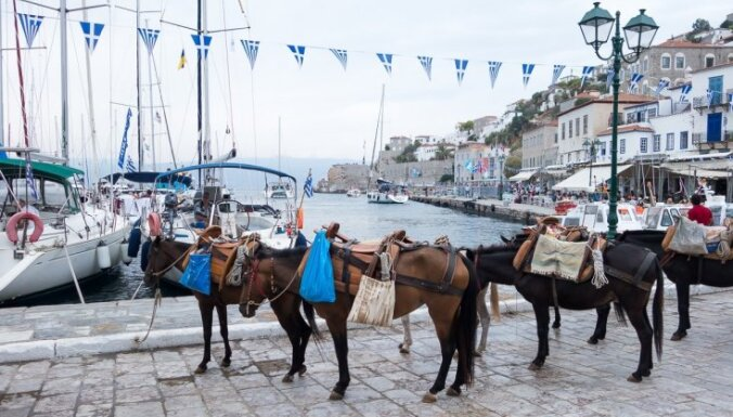 Brauciens pēc saules un atmiņām – Grieķija un tās salas