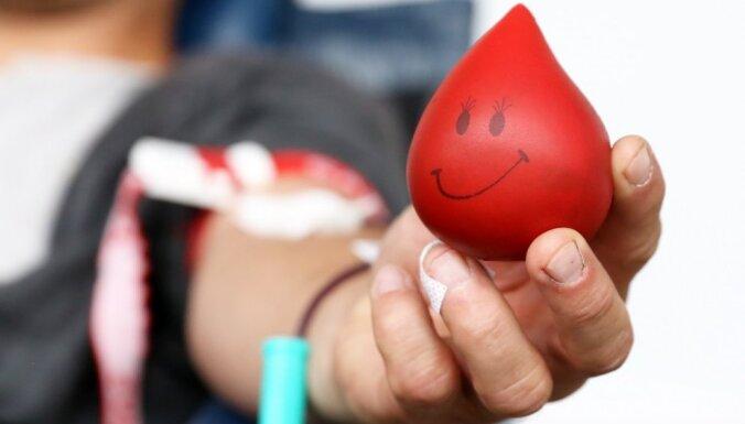 Bankas konts – obligāta prasība, ja vēlies ziedot asinis