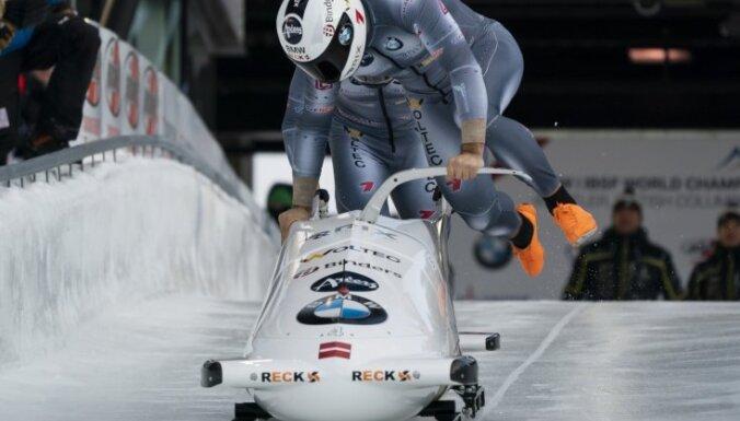 Ķibermanis/Miknis izcīna sesto vietu pasaules čempionātā
