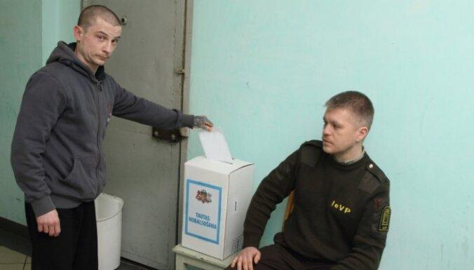 Фоторепортаж: как голосуют в тюрьмах