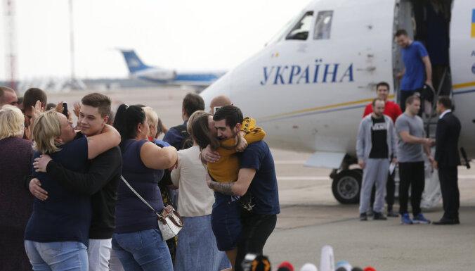 Украинцы, освобожденные во время сентябрьского обмена пленными, смогут пройти реабилитацию в Латвии