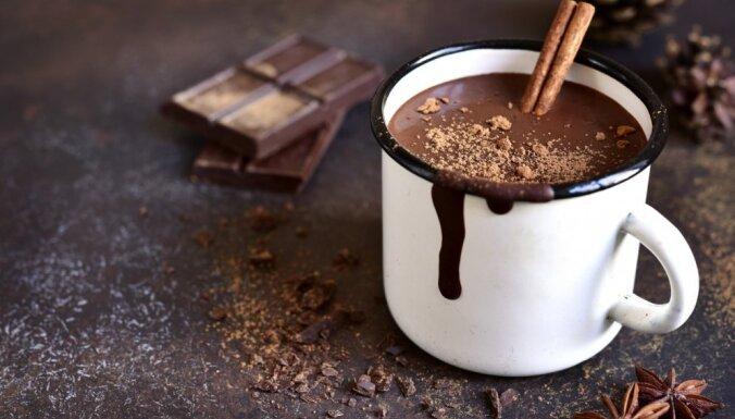 Рождественские напитки: секреты горячего шоколада