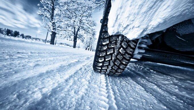 ДБДД напоминает: с 1 декабря зимние шины обязательны