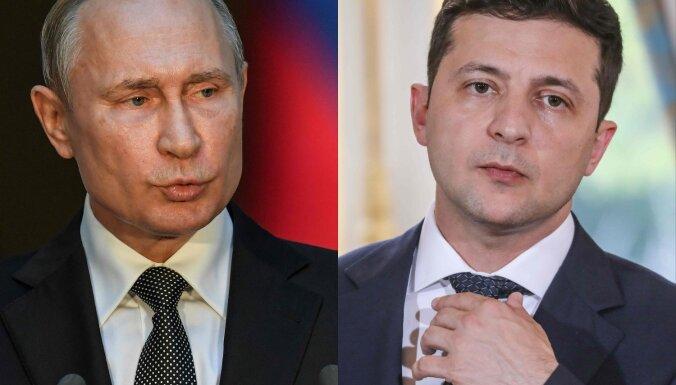 Зеленский и Путин провели телефонные переговоры после обмена пленными