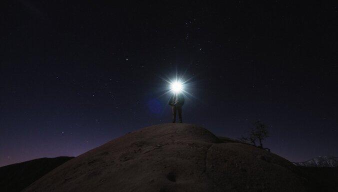 Aicina doties izaicinošā nakts pārgājienā
