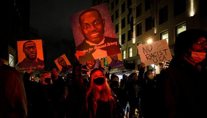 В США вспыхнули новые протесты после гибели афроамериканца