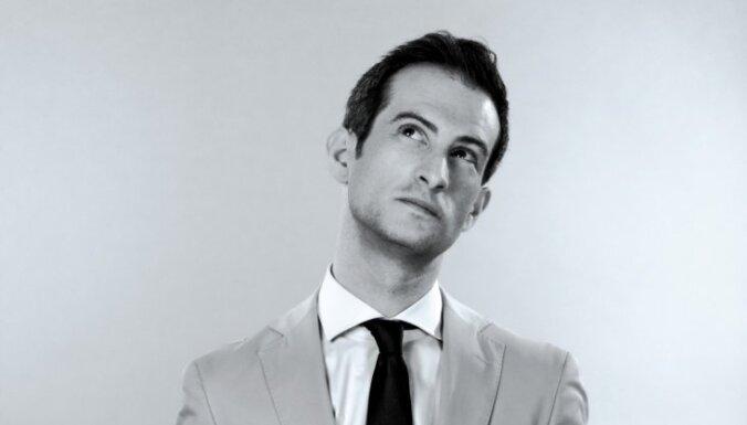 Jaunā britu džeza zvaigzne Entonijs Strongs uzstāsies kopā ar Latvijas Radio bigbendu