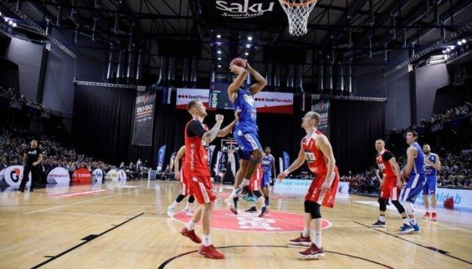 Latvijas un Igaunijas līgas Zvaigžņu spēlē apvienotā turnīra komanda cīnīsies ar Somijas čempionāta zvaigznēm