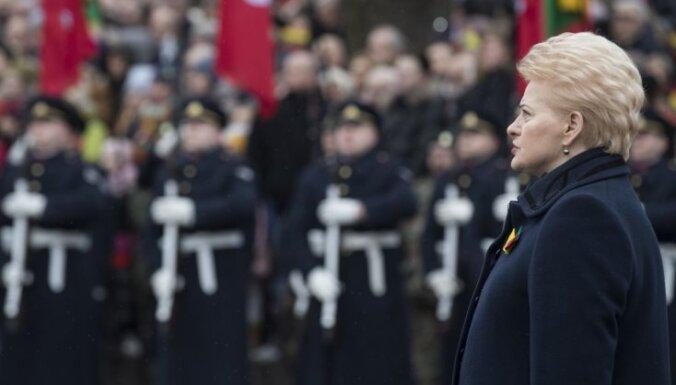 Кто придет на смену Грибаускайте? В Литве стартовала президентская предвыборная кампания