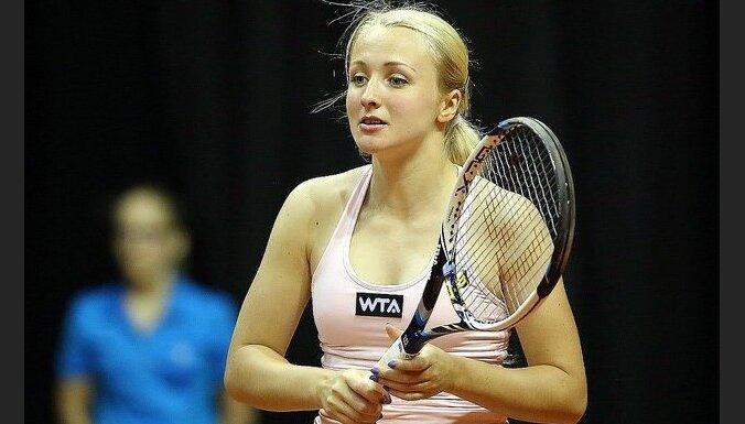 Латвийские теннисисты завоевали два титула в греческом Ираклионе