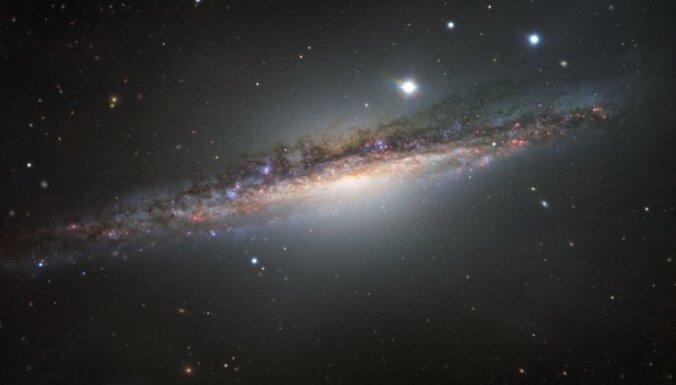 Млечный Путь оказался посреди гигантской космической пустоты