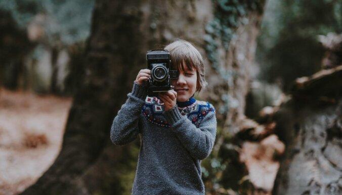 'Riga IFF' aicina bērnus piedalīties kino darbnīcu ciklā