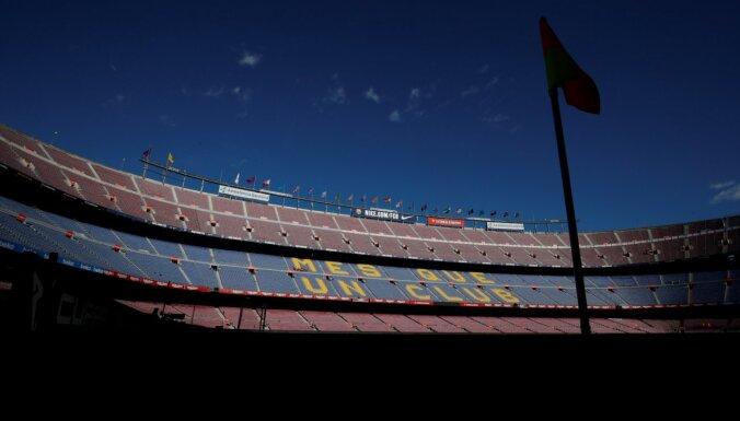 'Barcelona' pirmo reizi pārdos tiesības uz 'Camp Nou' stadiona nosaukumu