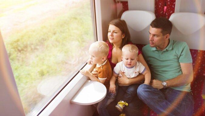 Atbildes uz jautājumiem par daudzbērnu ģimeņu atlaidēm starpreģionu sabiedriskajā transportā