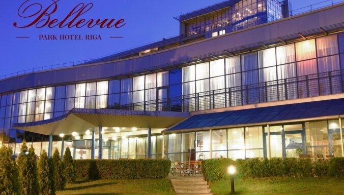 Mazais atvaļinājums pandēmijas laikā viesnīcā 'Bellevue Park Hotel Rīga'