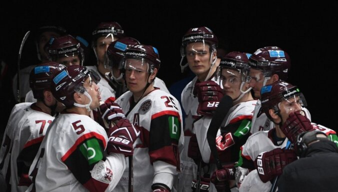 """Сборная """"отказников"""". Почему Латвия осталась без лидеров перед чемпионатом мира"""