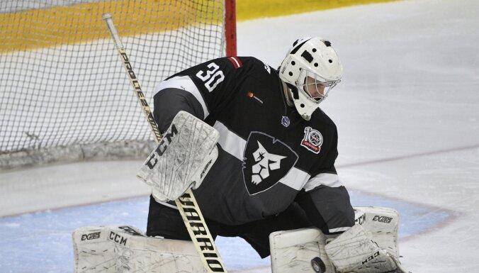 'Rīgas' hokejisti ar zaudējumu noslēdz pārbaudes turnīru Sanktpēterburgā