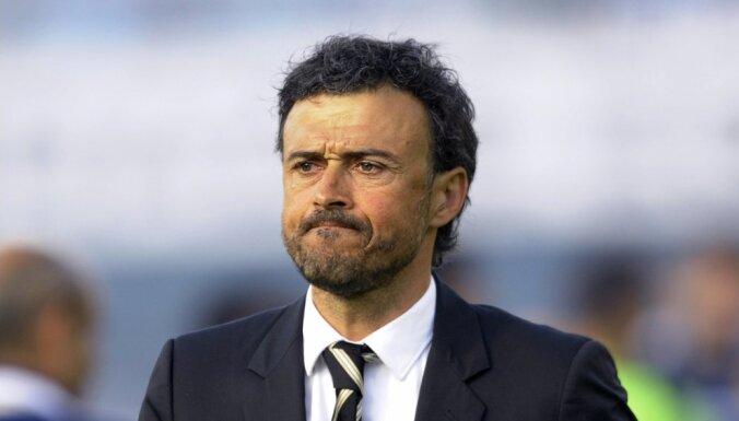 """ВИДЕО: """"Барселона"""" под руководством Энрике побила рекорд времен Гвардиолы"""