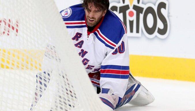 Henrik Lundqvist New York Rangers