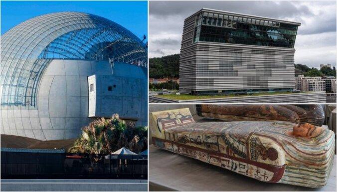 Septiņi iespaidīgi muzeji, ko cer atvērt 2021. gadā