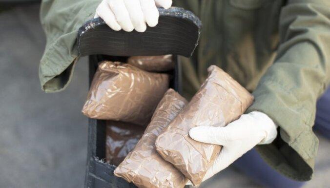 Latvija ir narkotiku kontrabandas tranzītvalsts nevis galamērķis, pārliecināts eksperts
