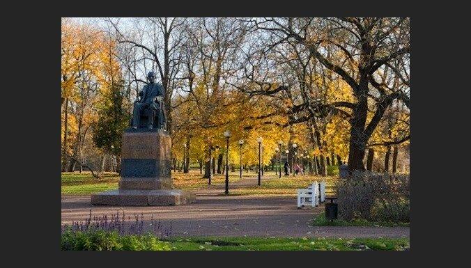Kadriorga parks, Tallina