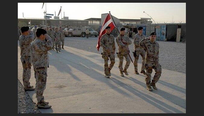 Латвия отправит в Мали двух военных инструкторов