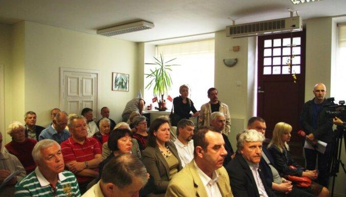 """Конференция несистемной оппозиции: оккупация, """"которой не было"""""""
