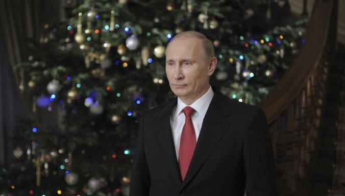 Putins: protestos Krievijā nav nekā neparasta
