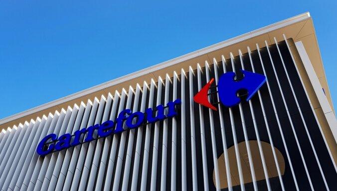 'Circle-K' īpašnieks pārtraucis sarunas par 'Carrefour' iegādi