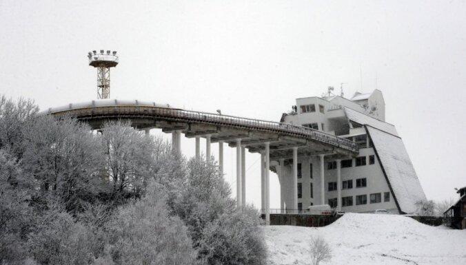 Siguldas trasi cer izveidot kā starptautisku sporta centru