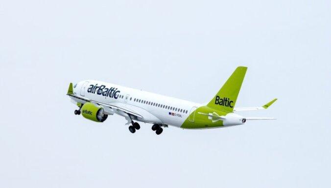 Полеты из третьих стран в Ригу возобновят еще пять авиакомпаний