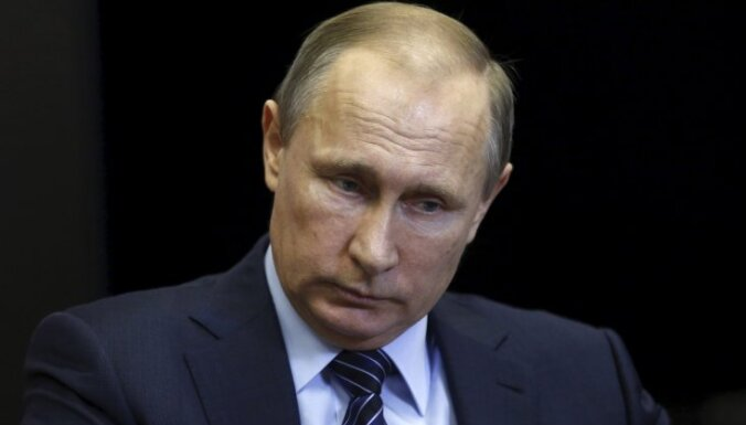 Путин: сбитый Су-24 - это удар в спину