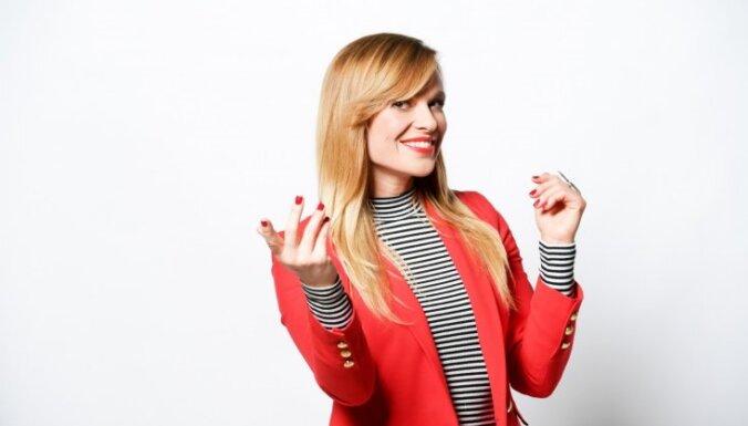 Десять вопросов о жизни и счастье: отвечает телеведущая Грета Горючко
