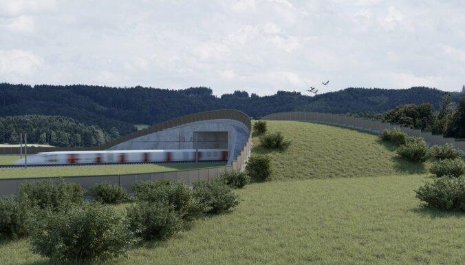 Gatavojas 'Rail Baltica' būvniecībai Limbažu un Iecavas novados