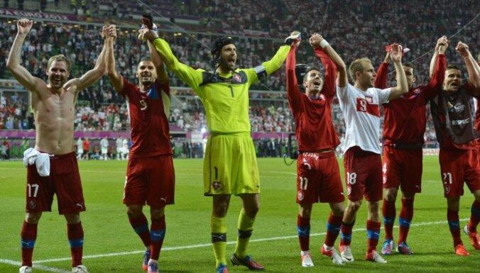 ЕВРО-2016: в группе Латвии сплошные сенсации (ВИДЕО)