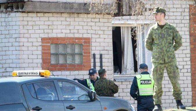 Литва в случае нападения может месяц вести войну