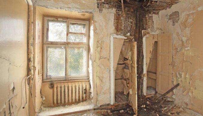 Государство и самоуправления будут платить налог за принадлежащие им развалины