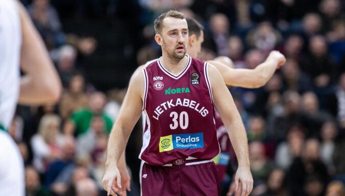 Kuksika un Ates komandām uzvaras FIBA sacensībās