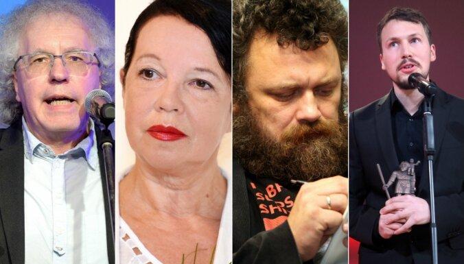 'Autora balvu 2020' saņems Godiņš, Kirke, Rītups un Zilbalodis