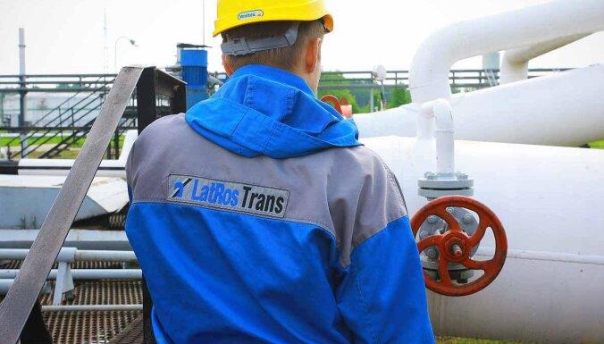 Из-за нелегального подключения к трубопроводу произошла утечка топлива в реку Ислице