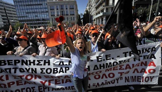Балдзенс: латвийские работники боятся участвовать в забастовках