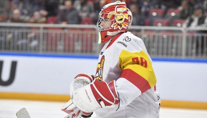 Zināmi KHL izslēgšanas spēļu pirmās kārtas pāri