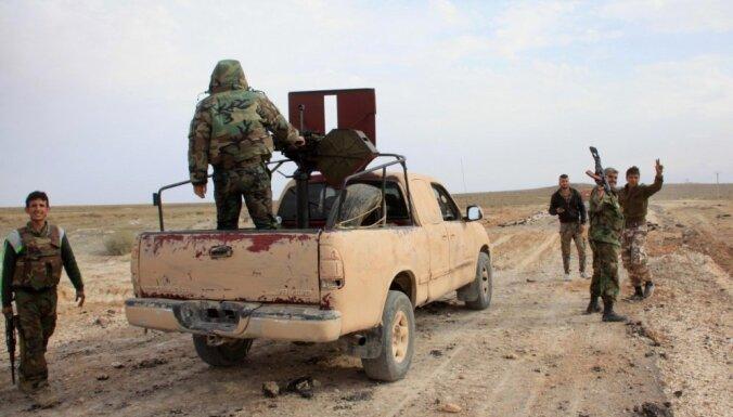 ANO Drošības padome atbalsta rezolūciju Sīrijas konflikta izbeigšanai