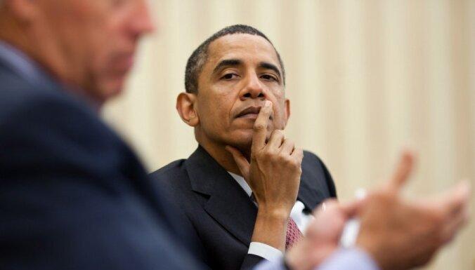 Obama lūdz Kongresam 60,4 miljardus ASV dolāru 'Sendijas' radīto zaudējumu novēršanai