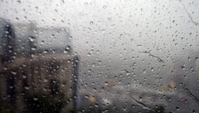 В понедельник ожидается пасмурная погода и моросящий дождь
