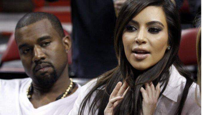 Kanye West, Kim Kardashian, Kanje Vests, Kima Kardašjana