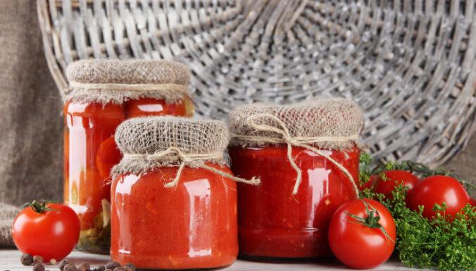 Tomātu kečupa recepte