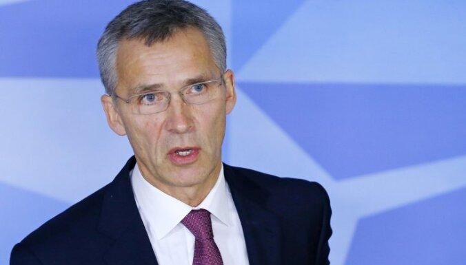 Трамп и Столтенберг подчеркнули важность НАТО